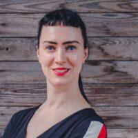 Women on Stage vrouwelijke Spreker Jennifer Delano