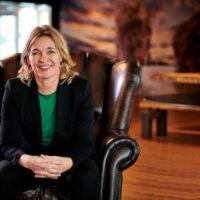Women on Stage spreker Anneke van der Voort - Kruk